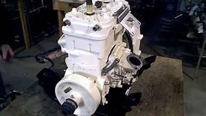 1997 Seadoo Gti 717 720 Engine Compression Test Lot 3139a