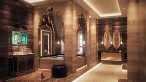 astuces salle de bain orientale With deco salle de bain orientale