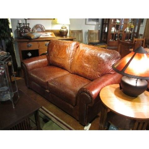 stickley furniture leather sofas 17 best images about leather chairs and couches on