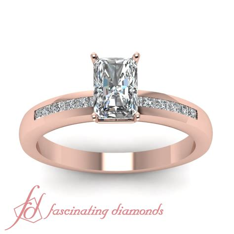 70 carat radiant cut and princess simple channel