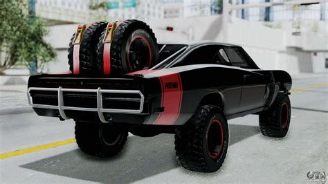 Dodge Charger 1970 Off Road F&f7 For Gta San Andreas