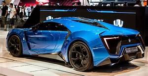 Ultimate, Supercar, How, Fancy, Arabic, Lykan, Hypersport