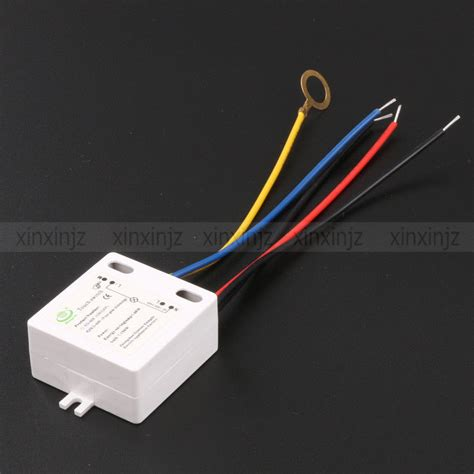3 way touch l white 4 way dimmer switch touch sensor ac 110v