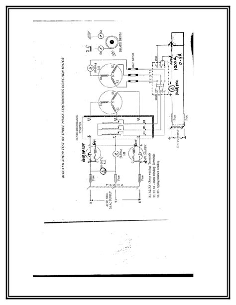 115 volt single phase motor wiring diagrams auto electrical wiring diagram