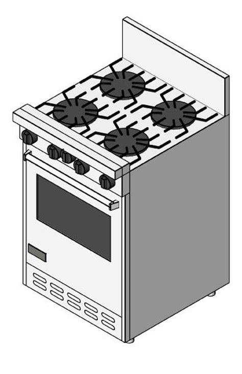 revitcity com object viking open burner range