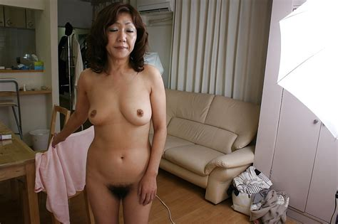 Ahm002  In Gallery Asian Hairy Mature Picture 2
