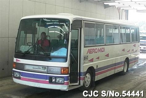 auto air conditioning service 1993 mitsubishi truck electronic toll collection 1993 mitsubishi fuso bus 42 seater bus for sale stock no 54441