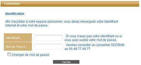 socram banque mon compte espace client socram banque macif www socrambanque fr