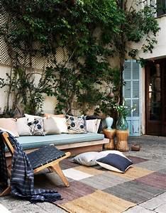 idee deco terrasse cosy 20170604190227 tiawukcom With idee pour jardin exterieur 8 des idees deco pour votre balcon shake my blog