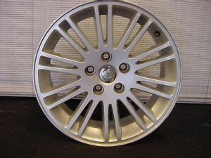 chrysler      oem wheel rim dvtrmaa