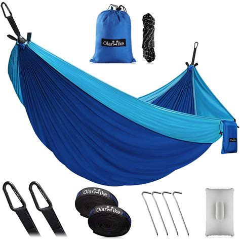 Lightweight Portable Hammock by Olarhike Single Cing Hammock Lightweight