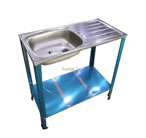 portable kitchen sink with stand sink with kitchen sink stand diy single bowl with wing