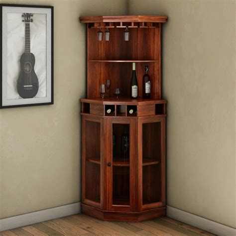 Small Bar Cabinets by Pin By Roberta Amador On Bar Wine Bar Cabinet Corner