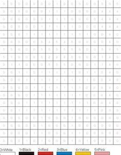 hidden pictures worksheet house color  numbers