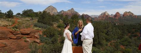 chris  dians sedona wedding  huckaby hollow