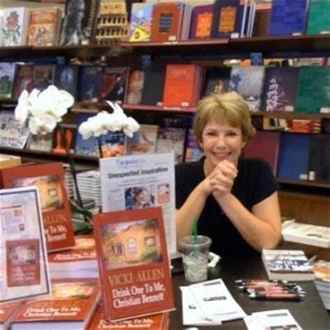 barnes and noble shreveport author vicki allen