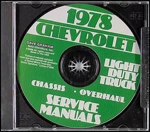 1978 Chevy Gmc G Van Wiring Diagram Original