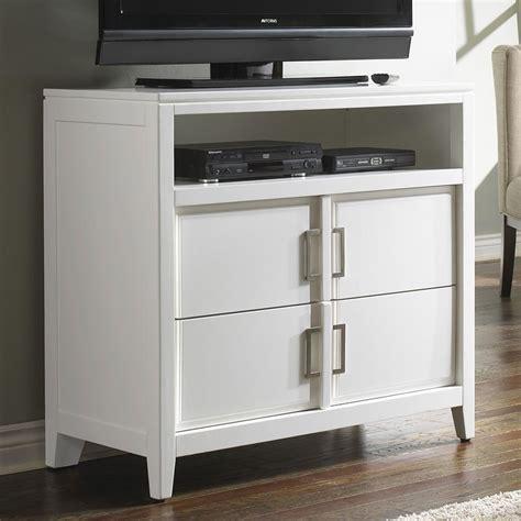 brighton white tv stand media chests media cabinets tv