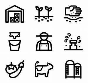 Agriculture Icons - 248 free vector icons