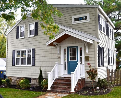 sopo cottage curb appeal before and after diamond in