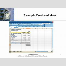 Ppt  Microsoft Office Excel 2003 Powerpoint Presentation