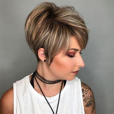 top short pixie haircuts ideas  women