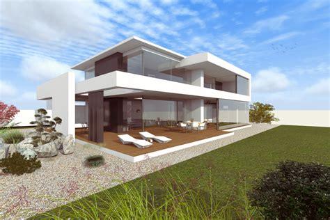 Moderne Häuser Bauen Preis by Architektenhaus Bauen Designhaus Architektur Moderne