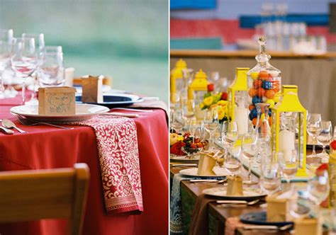 Vintage Mexican Fiesta Inspired Wedding
