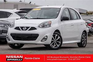 Nissan Micra 2015 : used 2015 nissan micra sr in montreal laval and south ~ Melissatoandfro.com Idées de Décoration