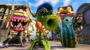 Plants, Vs, Zombies, Battle, For, Neighborville, Enters, Early
