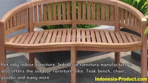 indonesia furniture wooden furniture