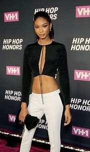 Chanel Iman At VH1 Hip Hop Honors in New York City - Celebzz