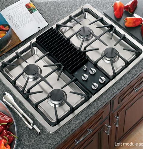downdraft gas cooktop gas cooktops cooktops cooking warehouse