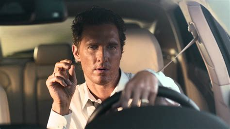 New Lincoln Car Commercial by Matthew Mcconaughey Talks To Dogs In Lincoln Ad
