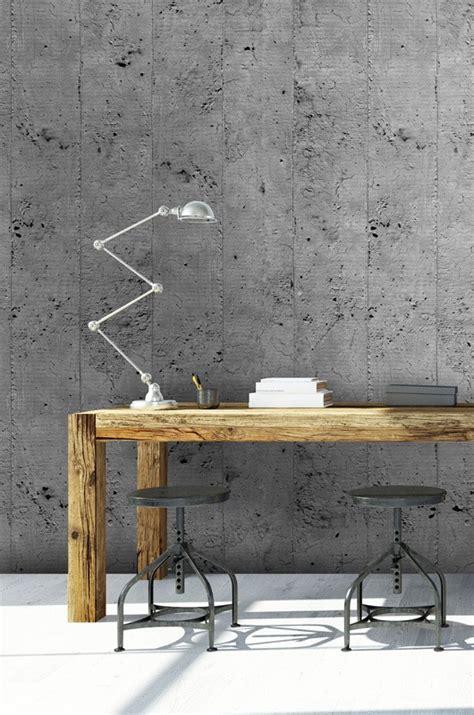 Papier Peint Effet Beton Noir sp 233 cialiste fran 231 ais effet b 233 ton papier peint salon