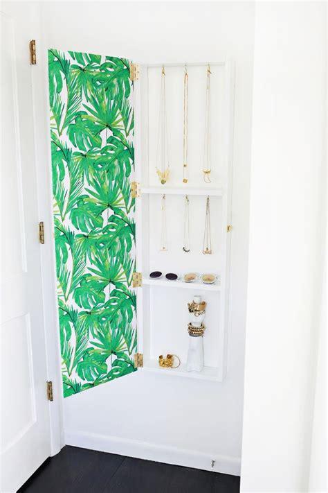 rangement pratique chambre diy rangement chambre pour articles de mode et de beauté
