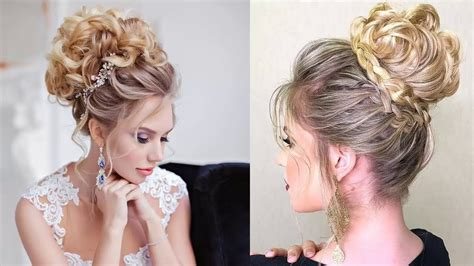 Wedding Hairstyles Tutorials Compilation || Classic Bridal