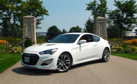 2012 Hyundai Genesis 3 8 Review by Five Point Inspection 2013 Hyundai Genesis Coupe 3 8