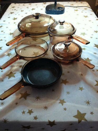 visions cookware set ebay
