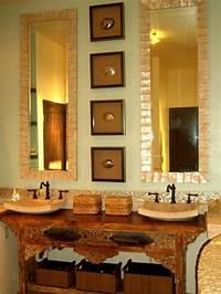 vanity mirrors for bathroom 10 Beautiful Bathroom Mirrors | HGTV
