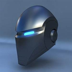 Robot Head E 3D Model .max - CGTrader.com