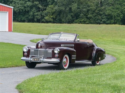 1941 Cadillac Coupe by Rm Sotheby S 1941 Cadillac Series 62 Convertible Coupe
