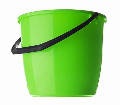 Bucket Empty Water Buckets Clipart Background Cliparts