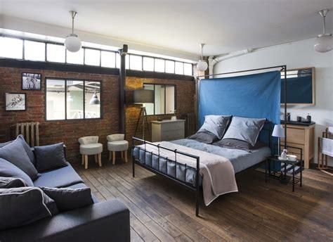 chambre loft yorkais déco chambre loft americain