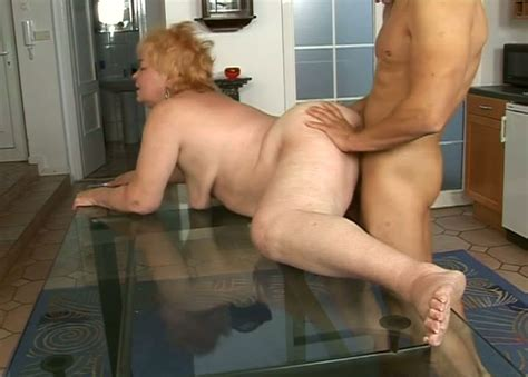 Spoiled Granny Gets Fucked From Behind And In Missionary