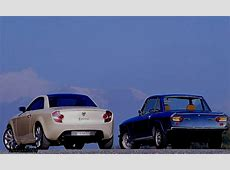 lost concept 2003 Lancia Fulvia IEDEI