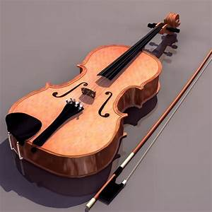 full size viola 3d model 3ds files free download With what kind of paint to use on kitchen cabinets for musical instrument wall art