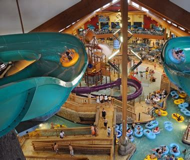 america s coolest indoor water parks travel leisure