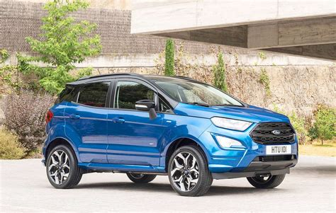 2019 Ford Ecosport by 2019 Ford Ecosport Interior And Exterior Just Car Review