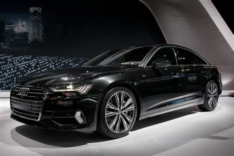 2019 audi a6 news 2019 audi a6 goes higher tech for a higher price news